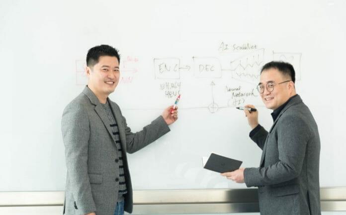 Park und Choi erklären AI ScaleNet