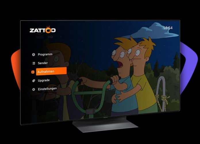 Die Smart-TVs von Panasonic erhalten die Zattoo-App