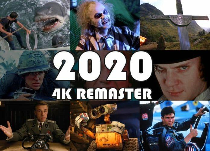 2020 4K Blu-ray Remaster
