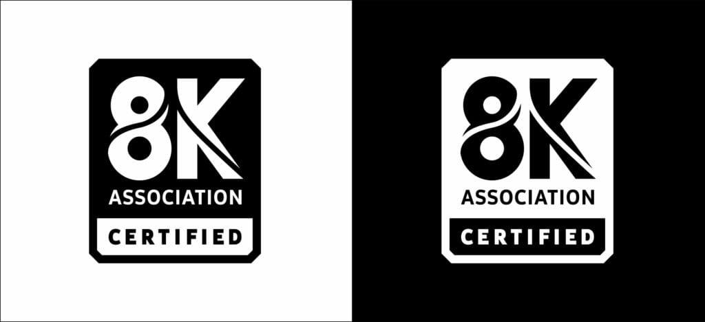8KA Certified Logo