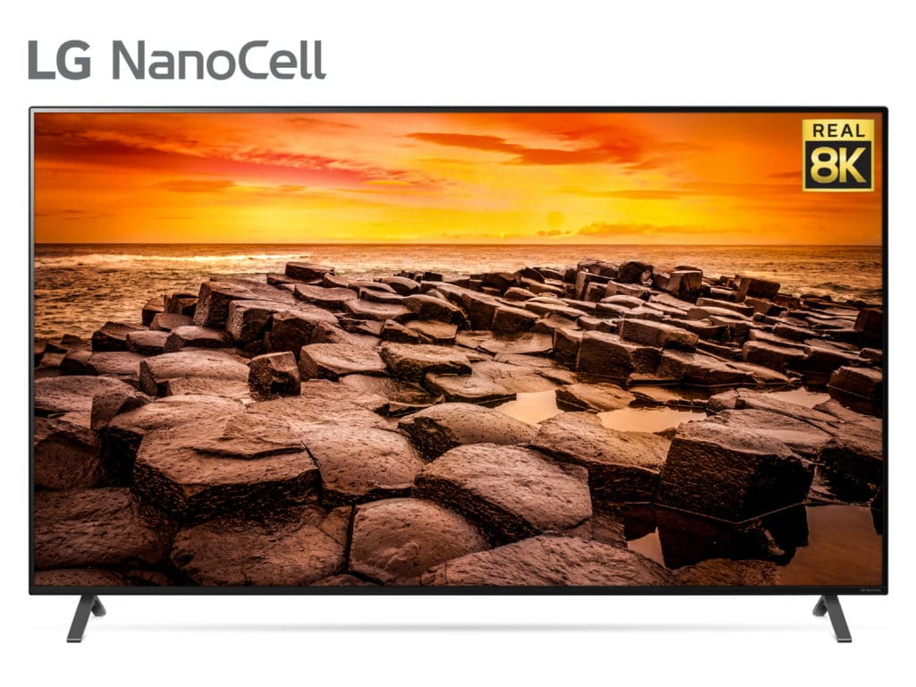 8K Nanocell TV 77Nano99
