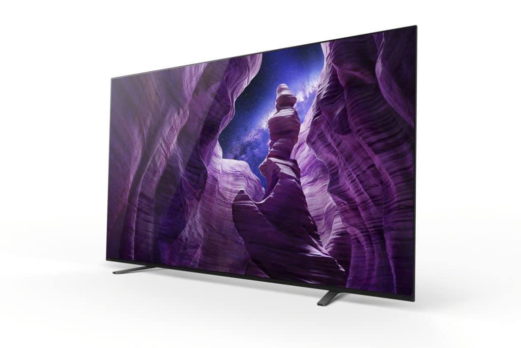 Hoffentlich unterstützten die neuen A8 4K OLED TVs auch HDMI 2.1