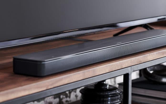 Bose stellt unter anderem auch Soundbars her