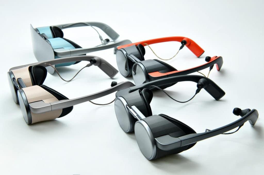 Panasonic VR-Brille 4K HDR 2