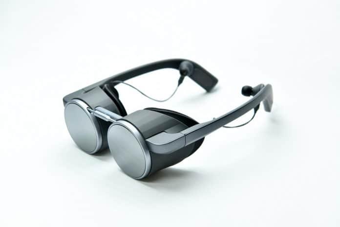 Panasonic VR-Brille 4K HDR