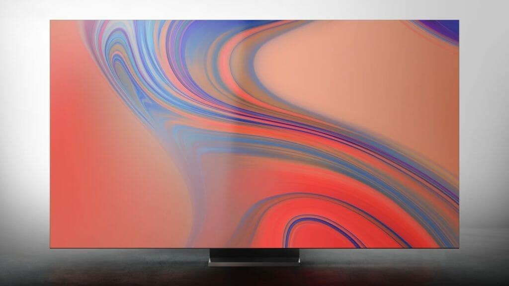 Samsung Q950TS Infinity Design