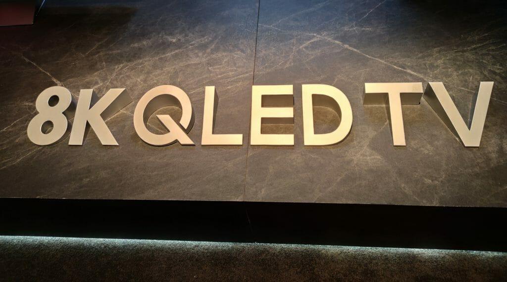 TCL bietet QLED mit 8K an