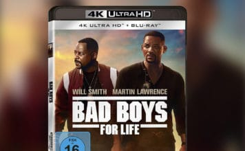 Bad Boys For Life auf 4K Blu-ray