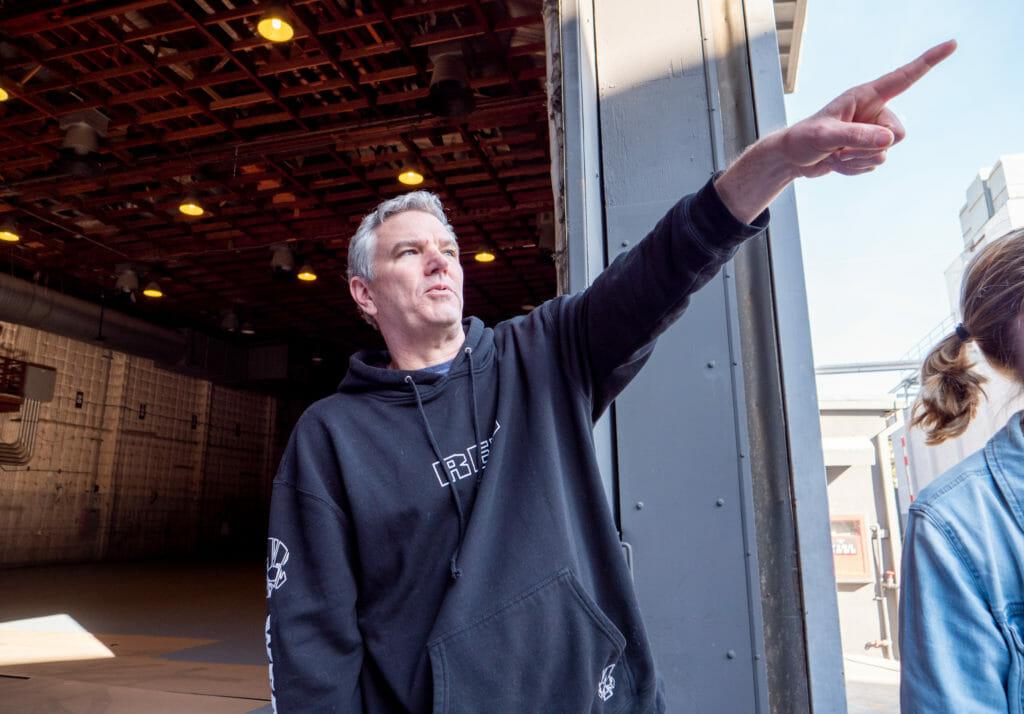 Brian Henderson Vice President RED Digital Cinema