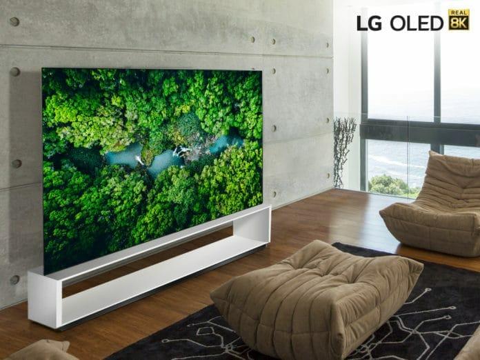 LG 8K OLED 88ZX