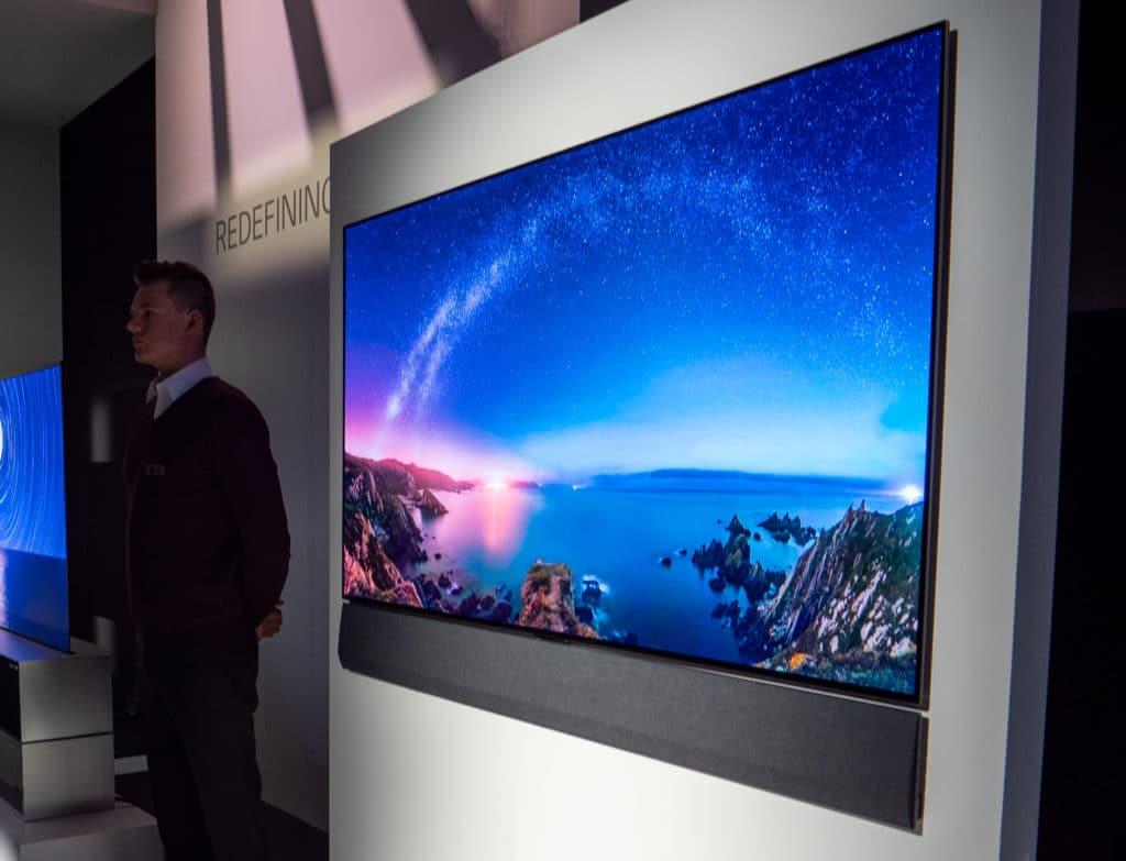LG GX 4K OLED OLED65GX