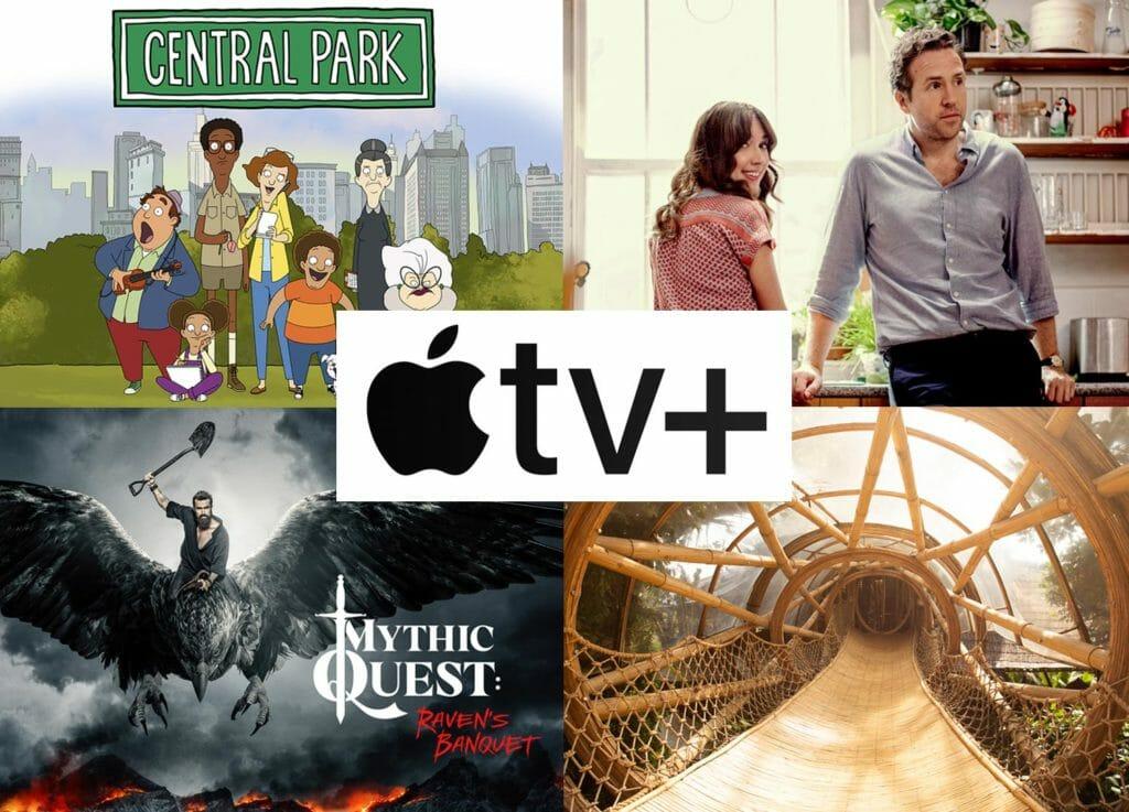 Neue Serien Apple TV+