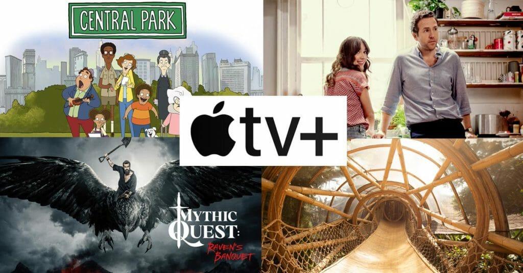 Das Film- & Serienangebot auf Apple TV+ wächst stetig. Anbei ein paar neu angekündigte Serien