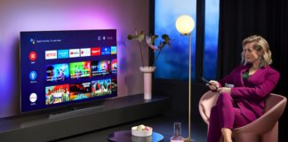 Philips OLED855 4K OLED 2020