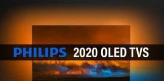 Philips 2020 OLED TV
