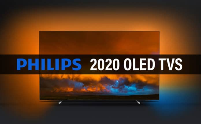 Philips 2020 OLED TV