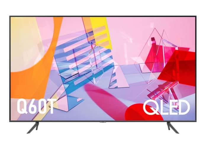 Bilder und Spezifikationen zum Q60T 4K QLED TV mit Dual LED