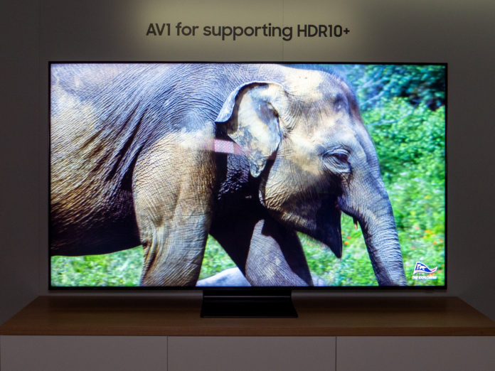 Samsung Q800TS 8K QLED TV