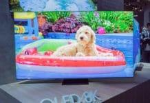 Samsung lässt sich das Infinity Design der Q950TS 8K QLEDs teuer bezahlen