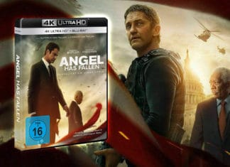 Angel Has Fallen auf 4K Blu-ray im Test