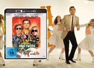"Tarantinos vorletzter Film ""Once Upon A Time In Hollywood"" auf 4K Blu-ray im Test"