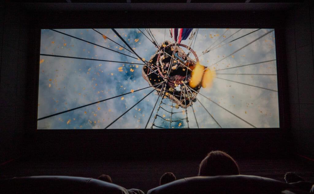 """Selbst die 2K Produktion """"The Aeronauts"""", ein Amazon Prime Video Exklusive, beeindruckt"""