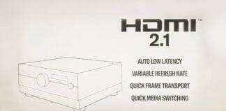 Yamahas AV-Receiver 2020 werden HDMI 2.1 inkl. 8K, VRR, QMS und ALLM unterstützen