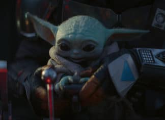 """Baby Yoda"" in der Serie ""The Mandalorian"""