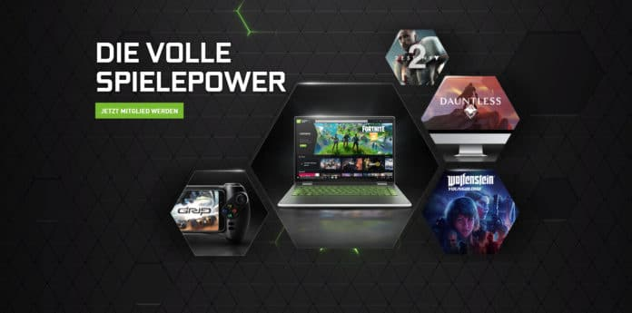 Nvidia GeForce Now verlässt die Beta