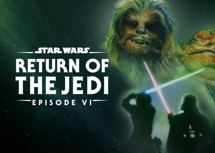 Star Wars Rückkehr Der Jedi Ritter Deutsch Ganzer Film