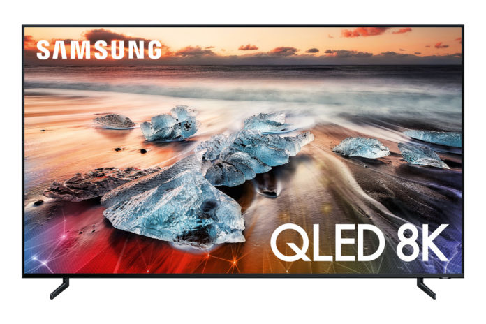 Samsung QLED 8K SuperDeal