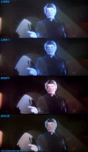 Star Wars Return of the Jedi Anpassungen