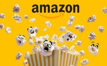 Großes Entertainment: Amazon startet die Popcorn-Woche!