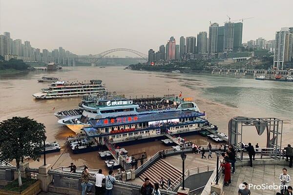 China ist auf dem Weg zur Supermacht. Galileo Spezial liefert einen Rundumblick