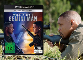 Bildreferenz: Gemini Man auf 4K Blu-ray