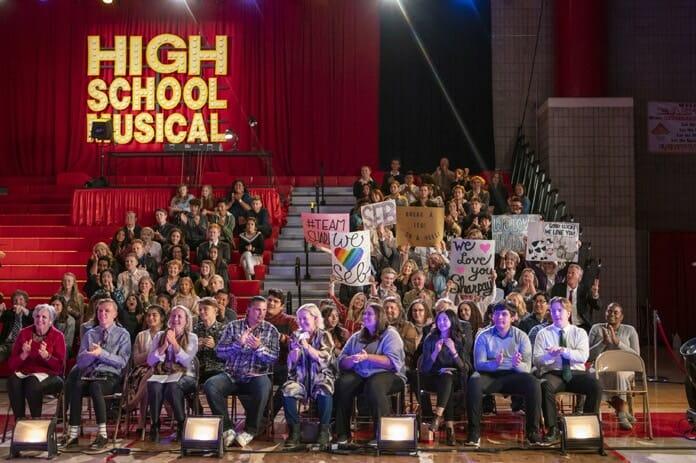 Neue Gesichter für das High School Musical (Bild: The Walt Disney Company)