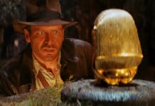 Indiana Jones 4K Blu-ray