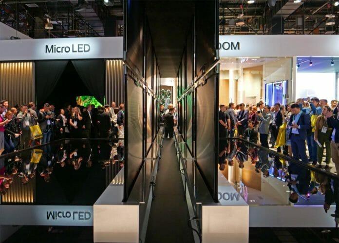 LG Electronics registiert mehrere Wortmarken für LED, OLED und Micro-LED Entwicklungen