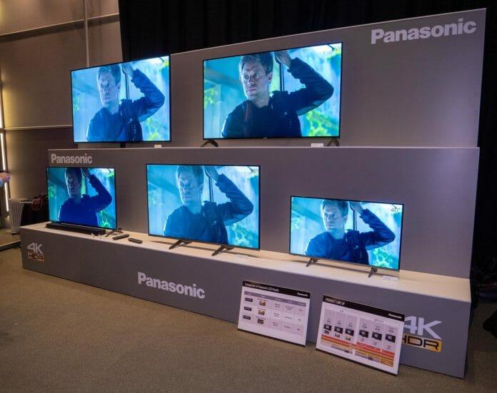 Panasonics komplettes 4K LCD TV Lineup 2020: HXW804, HXW904 und HWX944