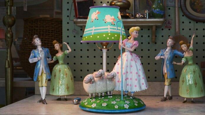 Was ist mit Porzellinchen seit Toy Story 2 passiert? (Bild: The Walt Disney Company)