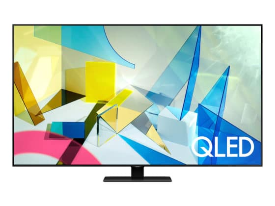 Q80T 4K QLED 2020 Samsung
