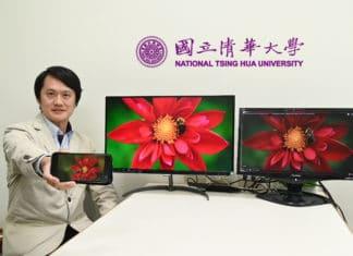 Professor Hsueh-Shih Chen der NTHU hat ein neues Quantum Dot Material entwickelt