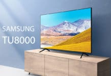 Samsung TU8000 Crystal UHD TV