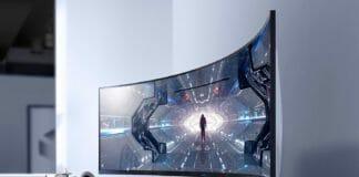 Samsung Xbox Team Widescreen Format