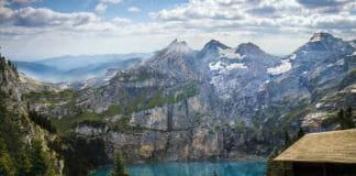 In der Schweiz ist nicht nur das Panorama schön. Auch der TV-Empfang wird bereits auf Ultra HD vorbereitet