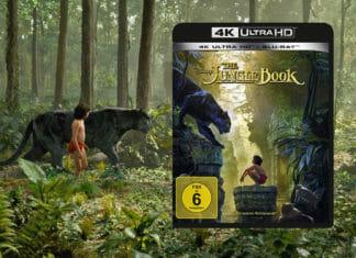 Großartig inszeniert: The Jungle Book auf 4K Blu-ray