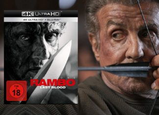 Test Rambo Last Blood 4K Blu-ray
