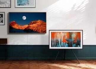 The Frame 2020 mit Dual LED und neuer 32/75 Zoll Variante