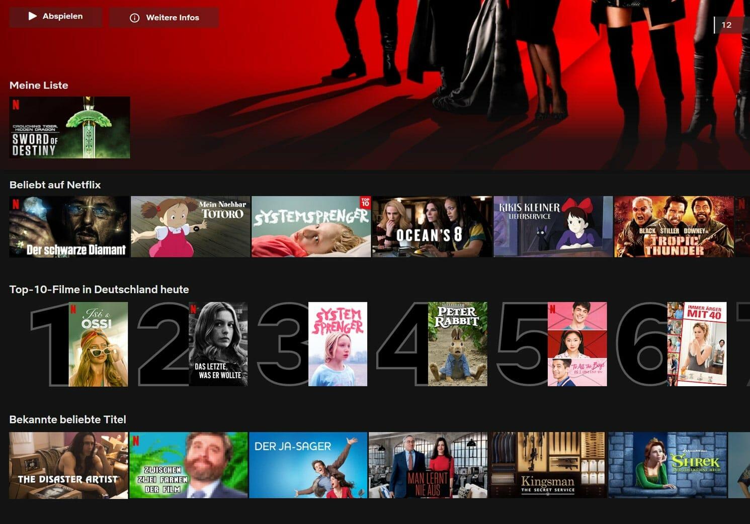 Tolle Serien Auf Netflix