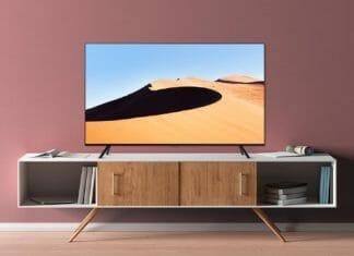 TU7000 Crystal UHD Smart TVs Samsung